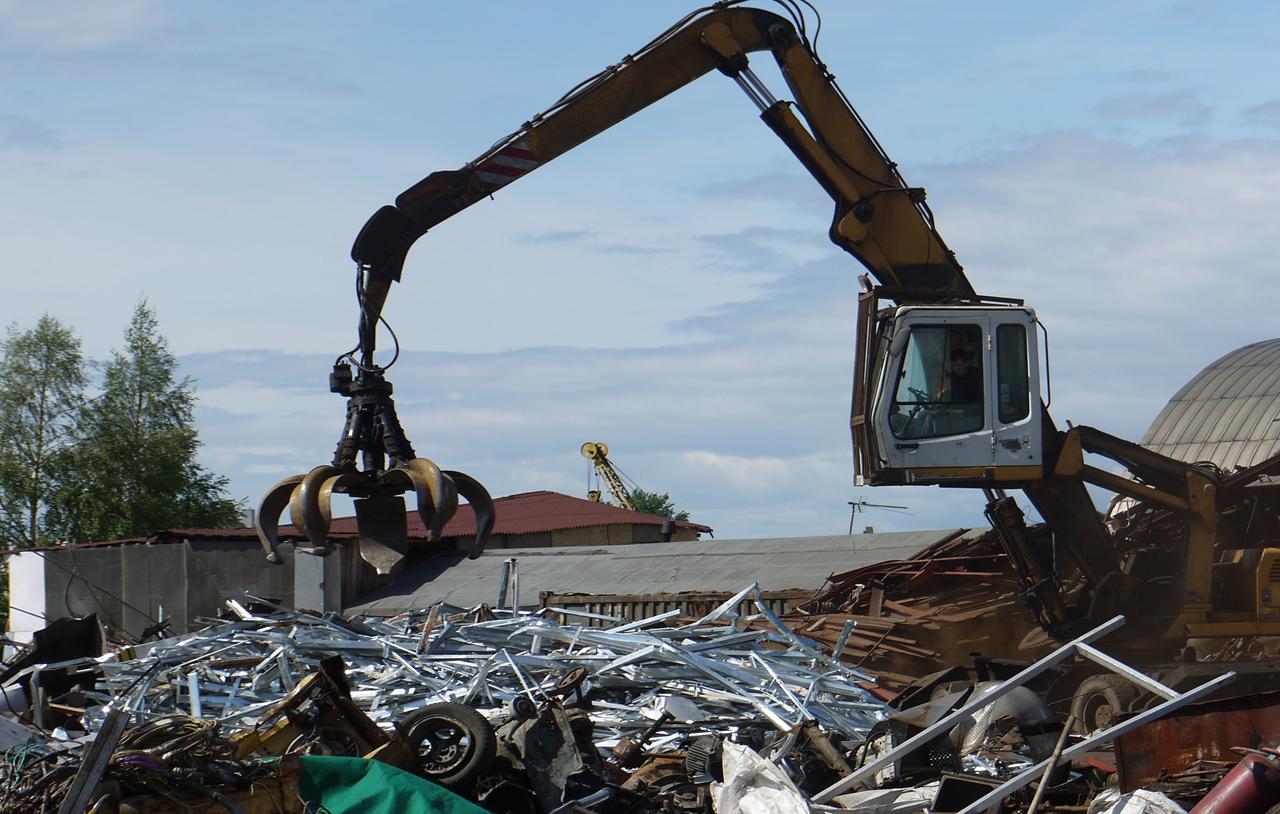 Пункты приема металлолома в Киеве